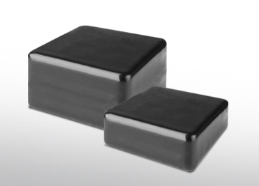 Coated magnets